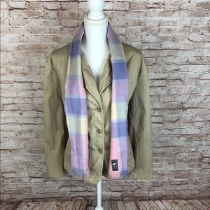 Courtelle, Vintage French Scarf